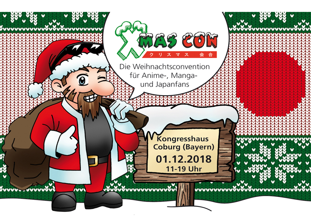 Xmas Con - Weihnachtsconvention