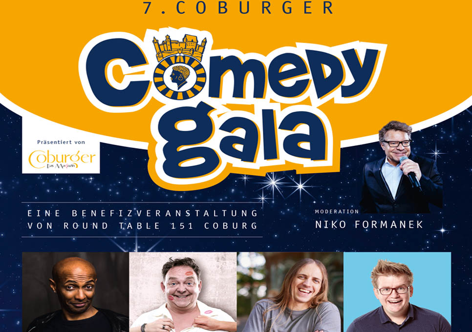 7. Coburger Comedy Gala 2019