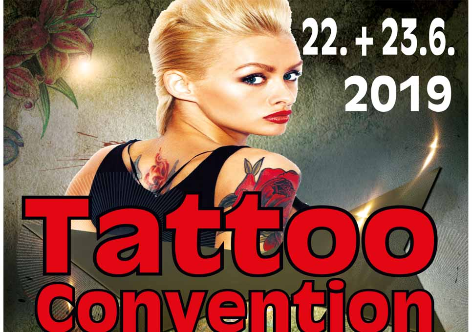 Tattoo Convention Coburg