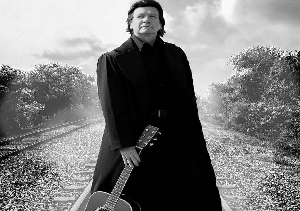 MAN IN BLACK -   Johnny Cash Show