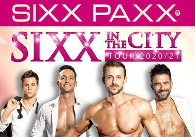 SIXX in the City Tour 2020/21- SIXX PAXX  feat.  Marc Terenzi